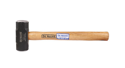 Sledge Hammer – With Wooden Handle