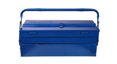 Tool-Box With Compartments