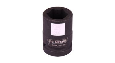 19mm (3/4) Drive Hex Impact Sockets (Heavy Duty)