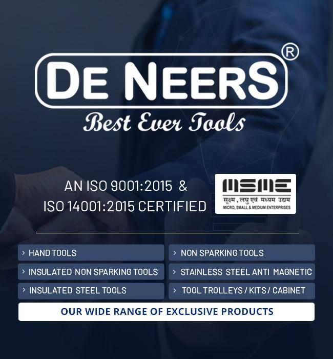 De Neers Tools MSME